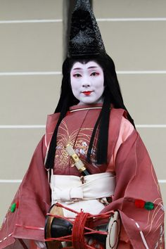 "kamishichiken: ""October 2011: geiko Ichiteru dressed as lady Shizuka Gozen for the Jidai Matsui (""Festival of the Ages""). The Jidai Matsuri was first held in 1895 to commemorate the establishment of..."