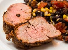 Brined, Grilled, and Basted Pork Tenderloins | Food & Fire