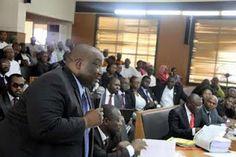 nodullnaija: Saraki's Lawyers Walks out of CCT