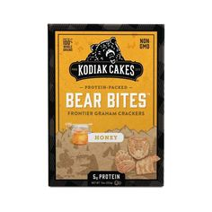 graham cracker snack - Graham crackers snacks are often shared as a simple, low-calorie treat for kids but Kodiak Cakes is reinventing the snack with a high-protein twist. Milk Protein, Protein Pack, Protein Foods, Protein Bites, Nutrition Facts Image, Whole Grain Wheat, Kodiak Cakes, Filling Snacks, Graham Flour