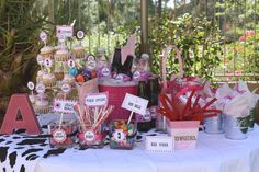 Little Girl Cowgirl Party Themes | Details in Style: Western Cowgirl Party