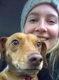 Welcome Jackie to the Sandy Paws team #dogwalkerselfie #dogs #sandypaws