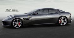 Does Ferrari's GTC4Lusso Need Two Extra Doors? #Ferrari #Ferrari_GTC4Lusso