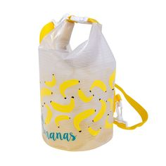 Kids Bucket Bag Small Bananas