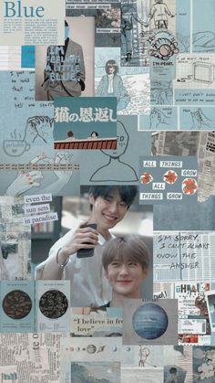 Blue Aesthetic, Kpop Aesthetic, Aesthetic Photo, Aesthetic Pictures, J Pop, Aesthetic Iphone Wallpaper, Aesthetic Wallpapers, Nct Doyoung, Jung Jaehyun