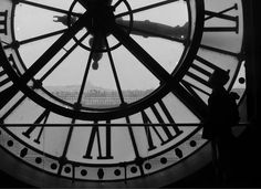d'Orsay museum in Paris. This clock was awesome there