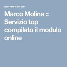 Marco Molina - West Rent a Car Romania, Top, Crop Shirt, Shirts