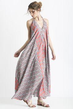 Raga Serena Print Maxi Dress | South Moon Under