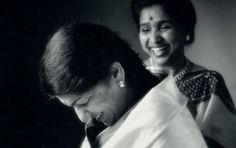 When Lata Mangeshkar and Asha Bhosle Opposed a Film Based on Their Lives: Blast From the Past - BDC TV Bollywood Photos, Bollywood Actors, Bollywood Celebrities, Art Music, Music Artists, Lata Mangeshkar Songs, Asha Bhosle, Legendary Singers, Indian Music