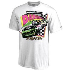 Darlington Raceway Fanatics Branded Youth Car T-Shirt - White https://www.fanprint.com/stores/nascar-?ref=5750