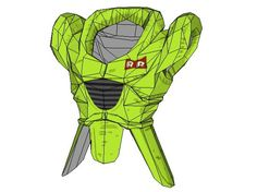 Dragon Ball - Life Size Android 16 (C-16) Armor for Cosplay Free Papercraft Download - http://www.papercraftsquare.com/dragon-ball-life-size-android-16-c-16-armor-for-cosplay-free-papercraft-download.html#Android16, #Armor, #C16, #Cosplay, #DragonBall, #LifeSize