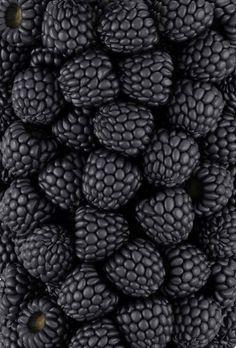 / black / berries /