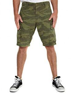 Jungle Camo Short #stussy #spring13 #shorts