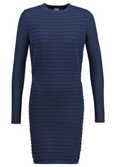 YASLIMA  - Strikket kjole - navy blazer
