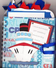 mini Cruise album by Bobbi Hickman http://rockgirlcustomdesigns.blogspot.com/