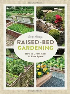 Raised-Bed Gardening: How to grow more in less space by Simon Akeroyd http://www.amazon.com/dp/1631863703/ref=cm_sw_r_pi_dp_O9rdxb1RN3NNQ