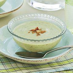 Zucchini-Potato Soup | MyRecipes.com