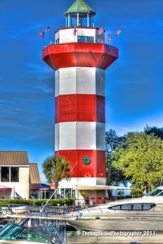 Hilton Head Island Lighthouse by Mike McElhaney, via 500px