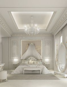 Luxury bedroom Desig