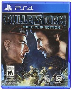 Now in Stock! Bulletstorm: Full... http://www.jnlgame.com/products/bulletstorm-full-clip-edition-playstation-4?utm_campaign=social_autopilot&utm_source=pin&utm_medium=pin