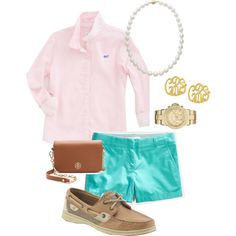 Prep it out! By southernprepstyle on polyvore