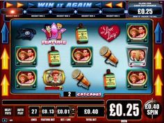 I Love Lucy is a 5 reel slot machine with 40 lines.