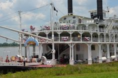 Steamboats Mississippi River