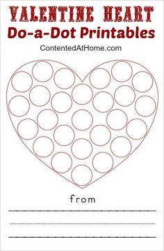 valentine's day speech therapy worksheets