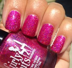 My Nail Polish Obsession: Girly Bits What Happens In Vegas...Ends Up On Instagram