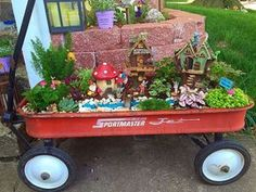 Create Cute Fairy Garden Ideas 10