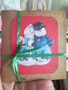 tarjetas navideñas.