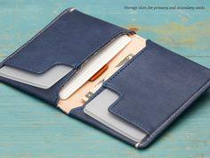 Slim Sleeve Wallet - Slim Leather Wallets by Bellroy ($80.00) - Svpply