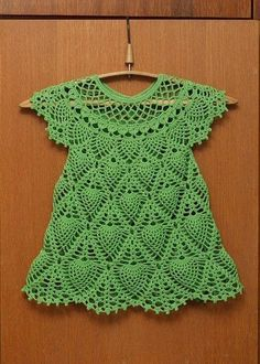 This Pin was discovered by eli You can do this by examining the image of the dress. It is a very simple and beautiful model. Crochet dress for a girl Crochet Dress Girl, Crochet Baby Dress Pattern, Baby Dress Patterns, Crochet Baby Clothes, Baby Girl Crochet, Crochet Diagram, Crochet Blouse, Crochet For Kids, Crochet Dresses
