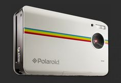 Polaroid Z2300 Instant Digital Camera. shoot and print but in a much smaller form factor.
