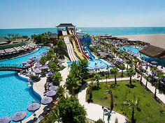 Das Siam Elegance Hotels & Spa ist ruhig in der Nähe des kleinen Ortes Belek gelegen und verspricht Wasserspaß und kulinarische Vielfalt samt all inclusive plus!