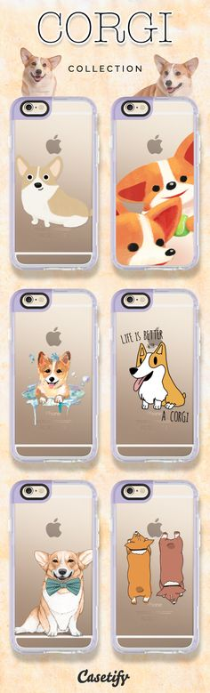 If you have a corgi you must have this phone cases! Aunque no tenga un corgi #lovecorgi amo estas fundas! Y tu? Tienes un corgi