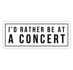 """""""Concert"""" Stickers by MadEDesigns #MadEDesigns #sticker #stickers #LaptopStickers #LaptopSticker #CuteLaptopStickers #CollegeStickers #JewishStickers #BumperSticker #BumperStickers #laptop #college #jewish #NiceJewishGirl #redbubble #RedbubbleStickers #redbubblelaptopstickers #RedbubbleCreate #RedbubbleArtist #RedbubbleArt www.redbubble.com/people/madedesigns"""