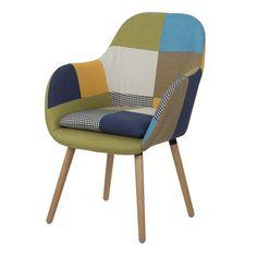 Křeslo s podnožím z bukového dřeva Mauro Ferretti Zambia Chair, Furniture, Design, Home Decor, Decoration Home, Room Decor, Home Furnishings, Stool