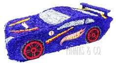 Piñata de Auto Hot Wheels // Hot Wheels Car Pinata