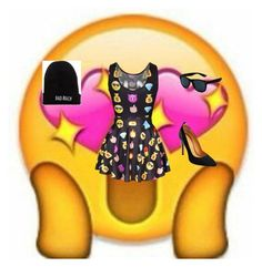 """""""Emoji"""" by aliciacarmonaponce on Polyvore featuring Kill Brand"""
