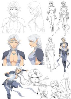 Sholashys by Precia-T on DeviantArt - Character Design Club 2019 Character Design Cartoon, Fantasy Character Design, Character Design References, Character Design Inspiration, Character Concept, Character Model Sheet, Character Modeling, Character Drawing, Character Illustration