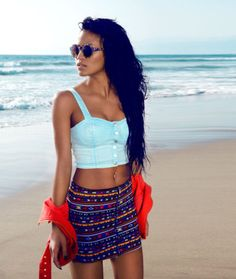 bra tops and cropped tops