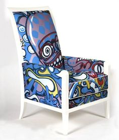 philippe coudray - Art Meets Chair.