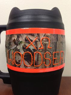 Chi Omega Woodser bubba keg I made for my date