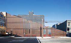 Carroll House by LOT-EK in Brooklyn, N.Y. Photo © Danny Bright.