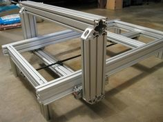 [Complete] 2' x 3' Custom CNC Router from 80/20 Aluminum Extrusion