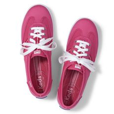 I just love the sporty Keds