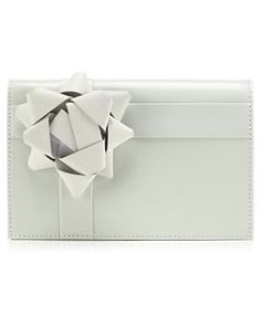 Martin Margiela clutch - and it is already wrapped up for me....you shouldn't have....!