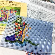 My Guilty Little Pleasure – Tiny Kits – NeedlenThread.com