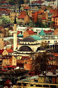 Sarajevo Mosque, Bosnia and Herzegovina